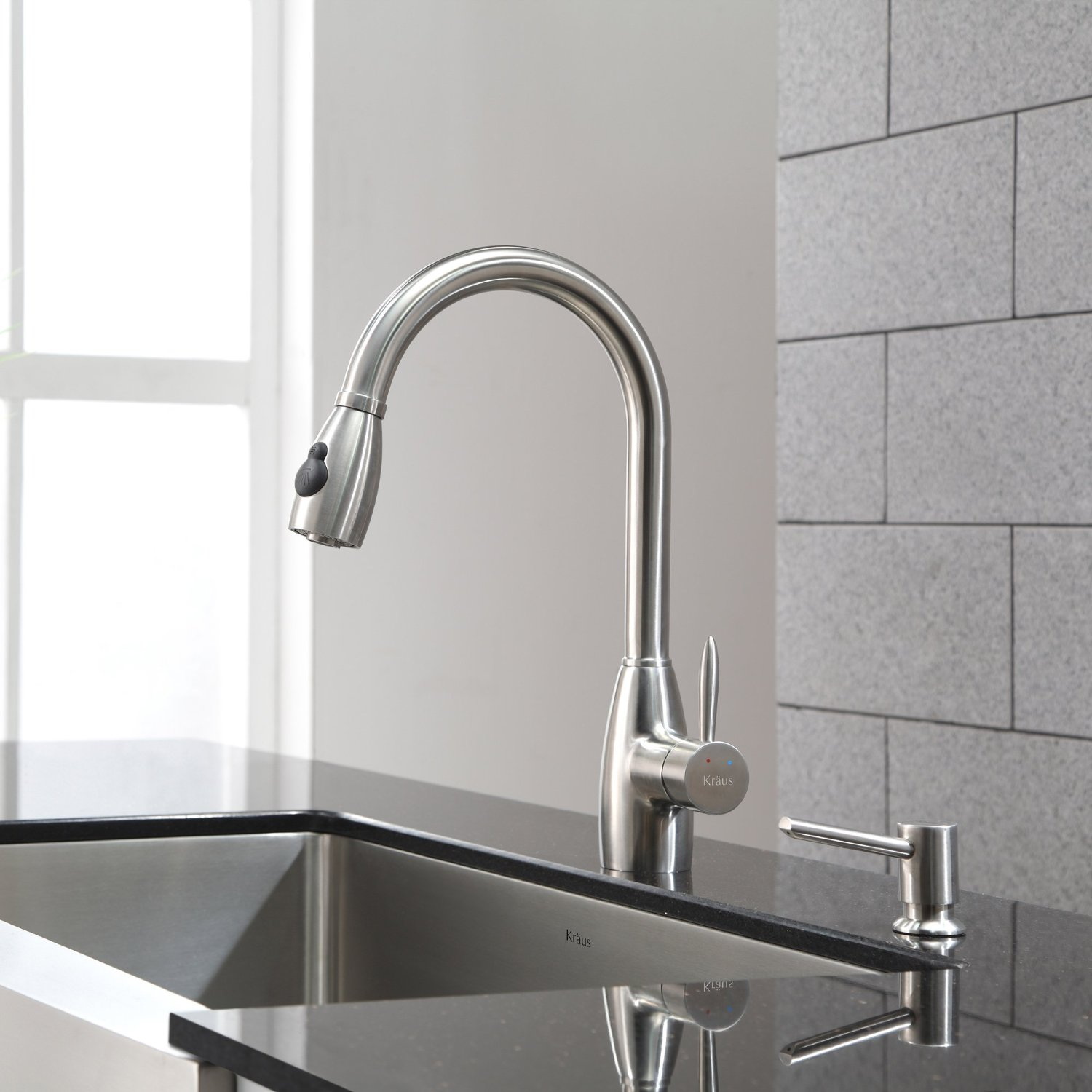 Kitchen faucet reviews kraus kpf 2130 bestkitchenfaucets for Top bathroom faucets 2016