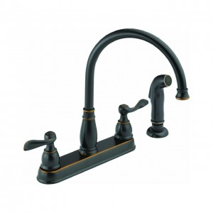 delta foundations kitchen faucet