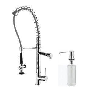 best kraus kitchen faucets