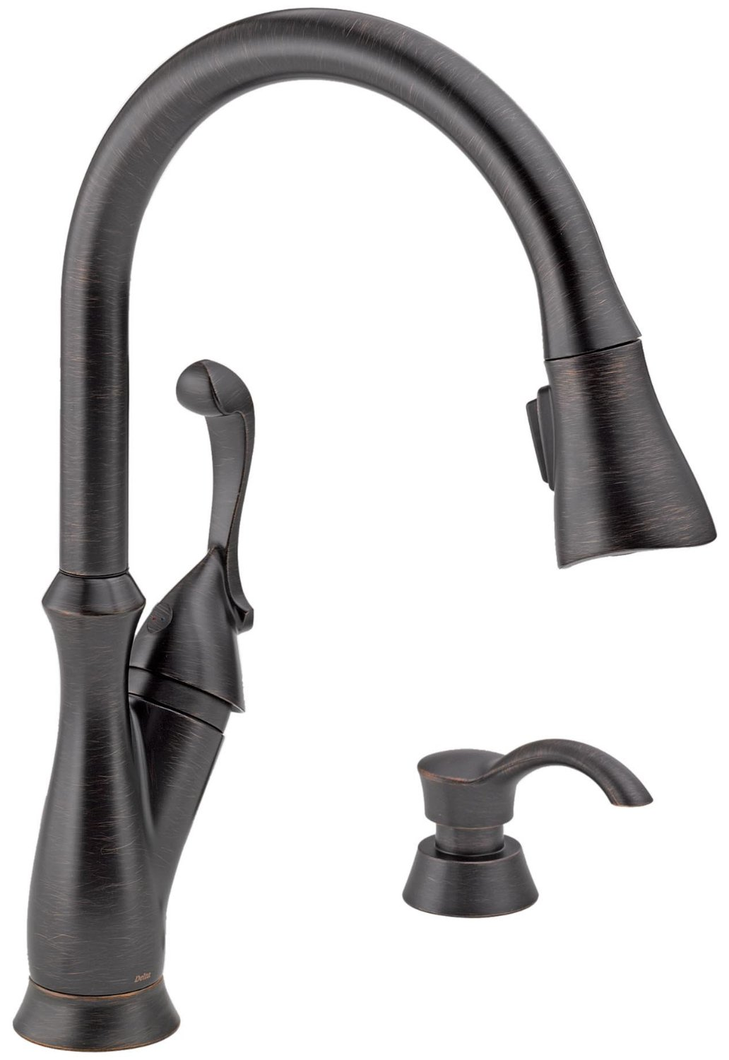 delta faucet with soap dispenser | kitchen faucets hub