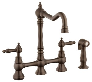 Venetian Bronze Kitchen Faucets | The 50 Best Kitchen Faucets Top Rated Reviews Ratings 2018