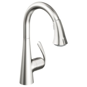 grohe pull down faucets