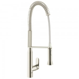 grohe semi pro kitchen faucets