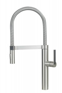blanco semi pro kitchen faucets