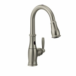touchless kitchen faucets best picks reviews the definitive