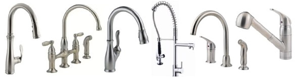 kitchen home decoration faucet types handle of ideas faucets single