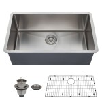 What is the Best Single Bowl Kitchen Sink ?