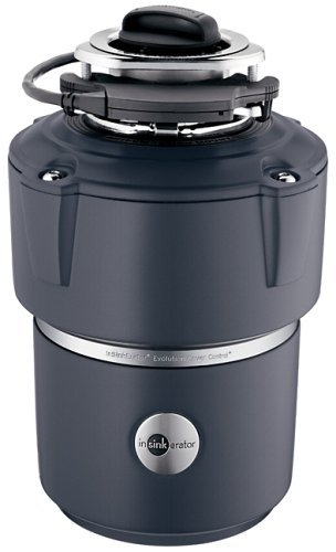 InSinkErator Evolution Cover Control 3:4 HP Household Garbage Disposer review