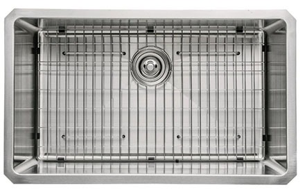 KRAUS KHU100-30 30-inch 16 Gauge Undermount Single Bowl Stainless Steel Sink review