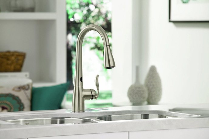 arbor review motionsense touchless faucet november 2 2016