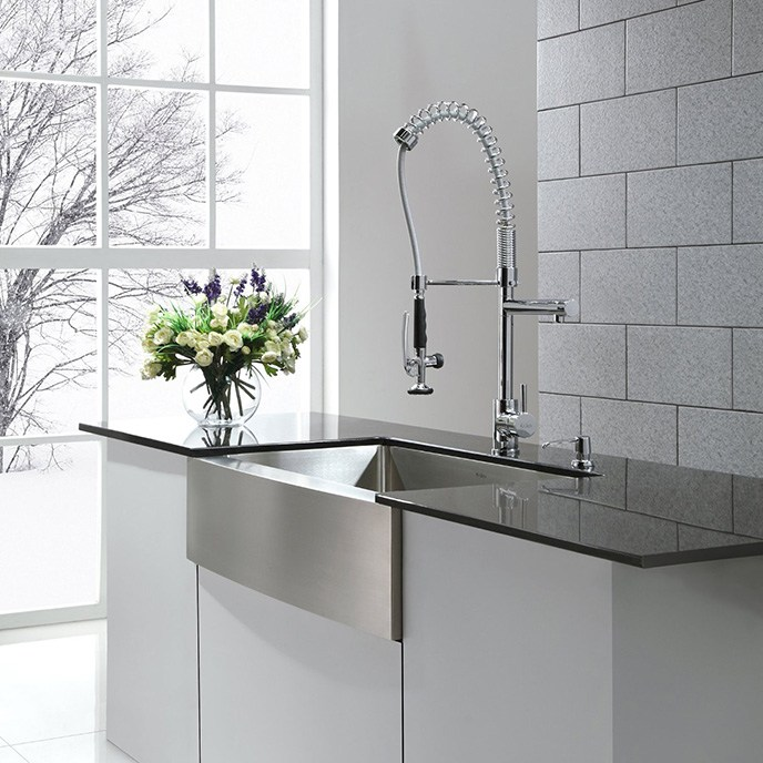kraus faucets