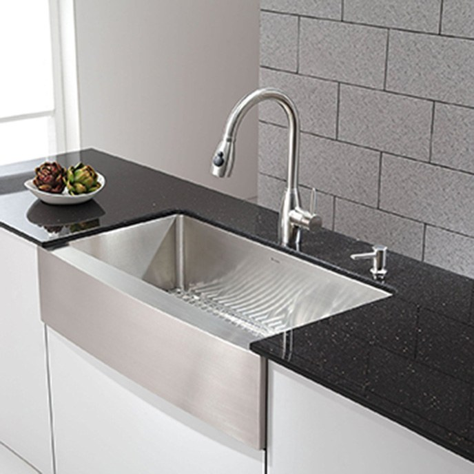 Kraus Kpf 2130 Kitchen Faucet Review Single Lever Pull Out