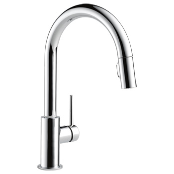 Delta 9159 Trinsic Hands Free Kitchen Faucet