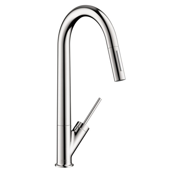 Hansgrohe 10821001 Starck review