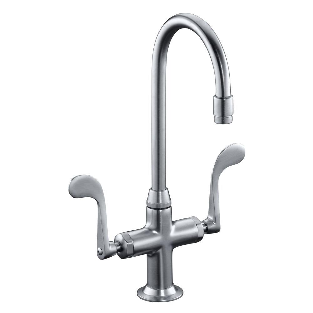 single hole faucet kitchen 14 types of kitchen faucets you should before you buy 21719