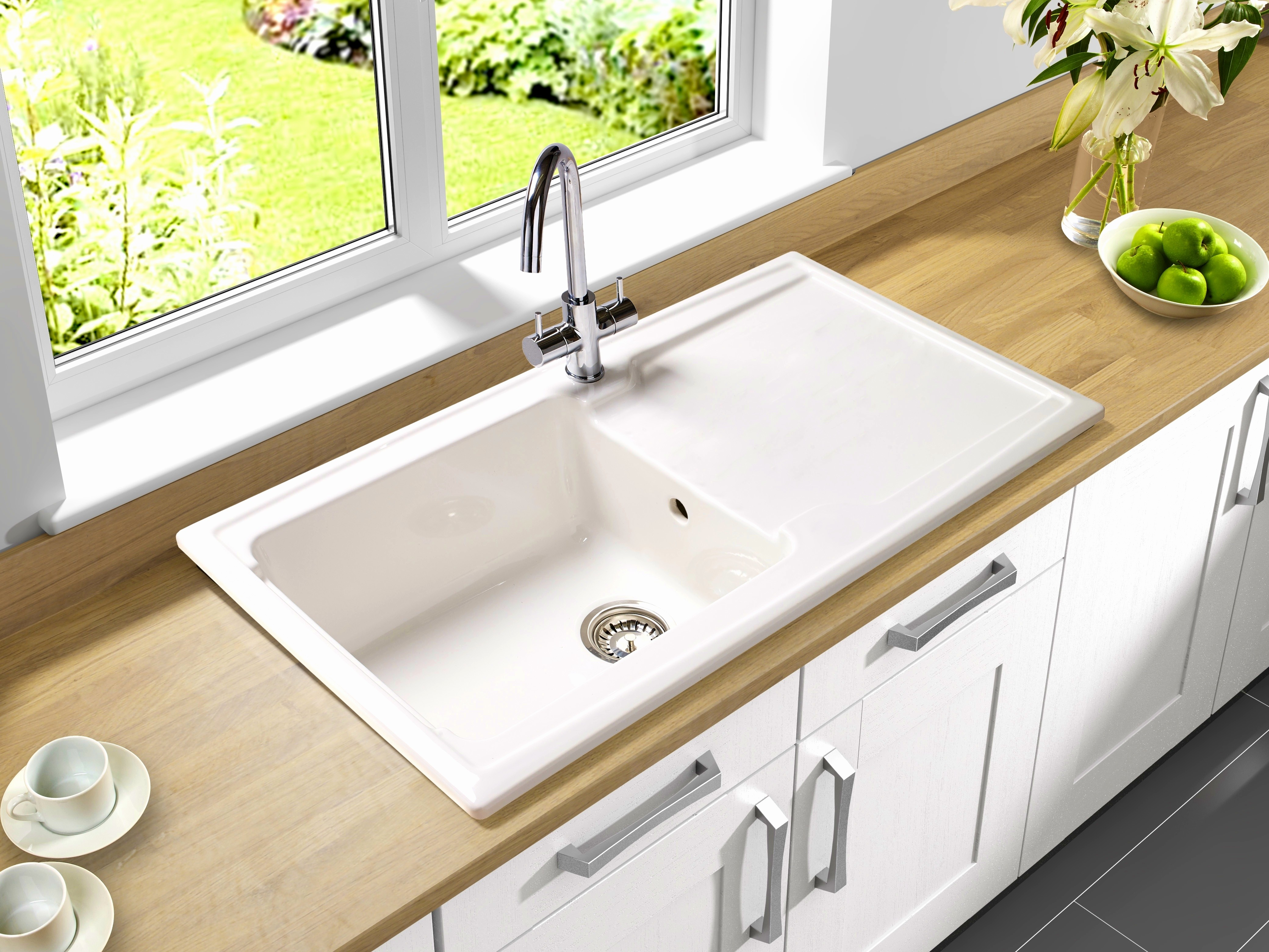 How to Choose the Right Sink Type for Your Brand New Kitchen 2018 ...