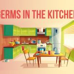 Germs in the Kitchen: Stats & Guide to Keep it Clean
