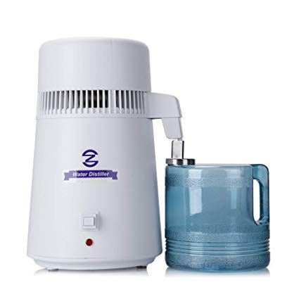 Best water filtration system - CO-Z Water Distiller