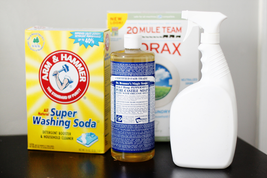 different diy all purpose cleaner